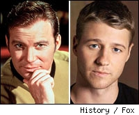 Star Trek on History and The O.C.on Fox