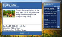 WebGuide 4.0 Vista Sidebar Gadget