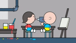 Chris Ware animates TAL