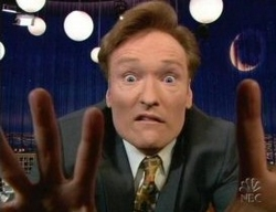 Conan O'Brien San Fran