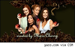 Desperate Housewives title
