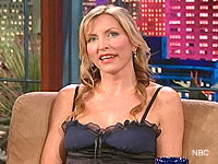 Heather Mills is on the Tonight Show