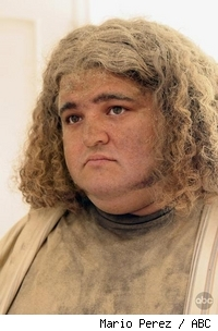 Jorge Garcia as Hurley