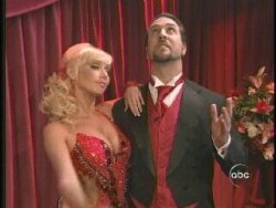 Joey Fatone; Kym Johnson