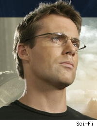 Daniel Jackson on Stargate