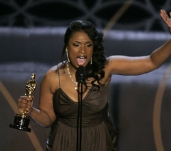 Jennifer Hudson wins Oscar