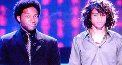 Brandon and Sanjaya