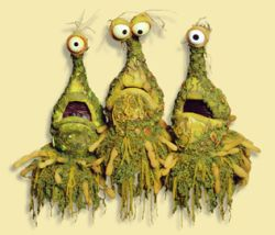 muppet aliens