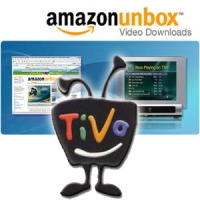 TiVo and Amazon Unbox