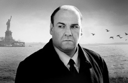 tony soprano; the sopranos