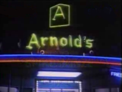 arnolds happy days