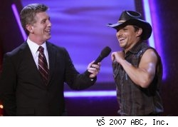 Tom Bergeron, Drew Lachey