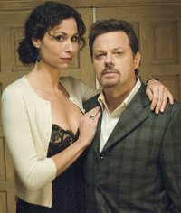 Minnie Driver, Eddie Izzard