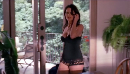 Carla Gugino as Amanda on 'Entourage.'