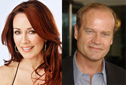 patricia heaton; kelsey grammer; action news