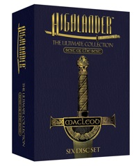 highlander the ultimate collection