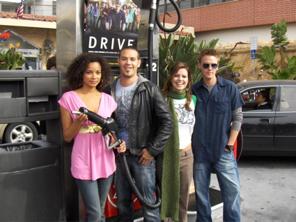 Drive -- Rochelle Aytes, Kevin Alejandro, Mircea Monroe, and Riley Smith