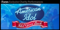 Idol Gives Back on iTunes
