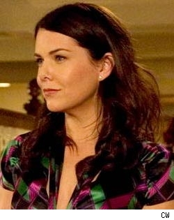 Lorelai Gilmore on Gilmore Girls