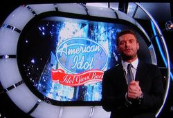 Ryan Seacrest and Idol Gives Back