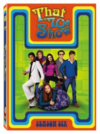 that '70s show season 6 dvd