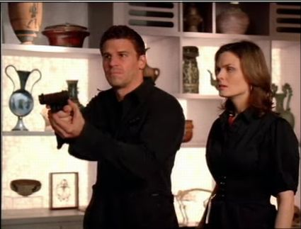 Second Season Finale of Bones