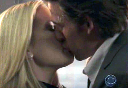 Emily Procter and Johnny Whitworth