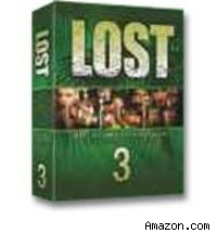 Lost Season 3 DVD