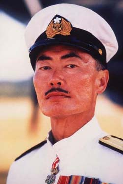 George Takei in Prisoners of the Sun
