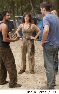 Naveen Andrews, Mira Furlan, Matthew Fox