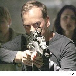 Jack Bauer on 24