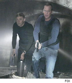 Mike Doyle and Jack Bauer
