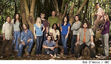 Lost Season Three cast