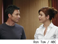 Tim Daly and Kate Walsh