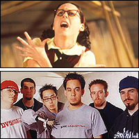 Molly and Linkin Park