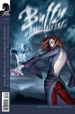 buffy season 8 cover 3