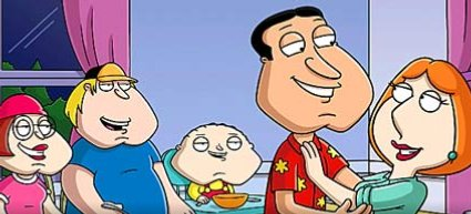 the quagmires - family guy