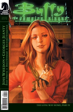 buffy season 8 issue 4