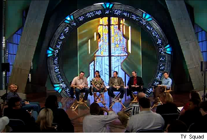 stargate atlantis panel interview