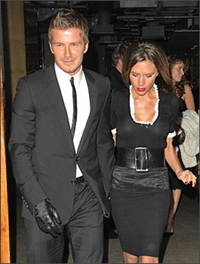 victoria beckham; david beckham