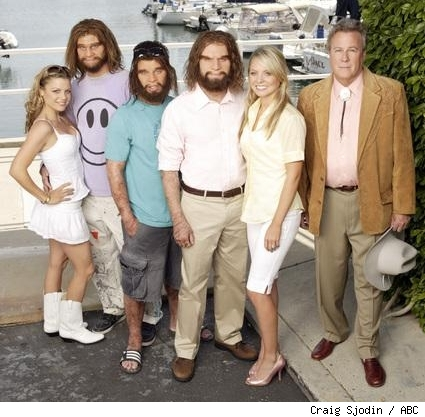 Cavemen cast