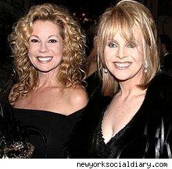 Kathie Lee Gifford, Claudia Cohen