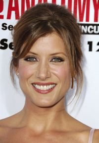 Kate Walsh strips for David Spade