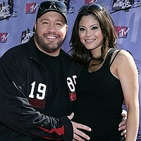 Kevin James and wife