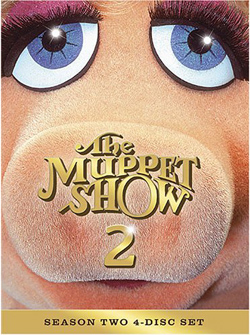 miss piggy; the muppet show
