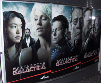Battlestar Galactica in Los Angeles