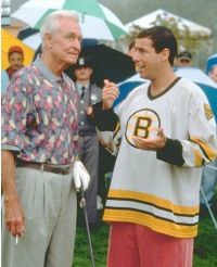 Adam Sandler woos Bob Barker on the 50 Years in television special