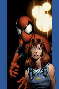 Teenage Spider-Man and Mary Jane are coming to the Kids' WB!