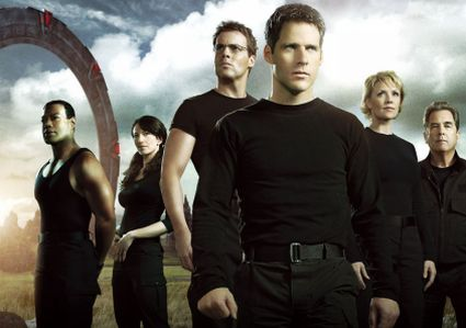 Stargate Cast