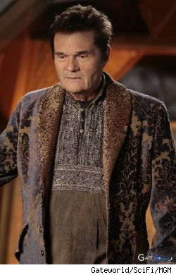 Fred Willard as Jasec, Vala's Father